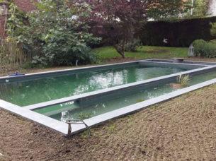 Etang piscine naturelle en polyester